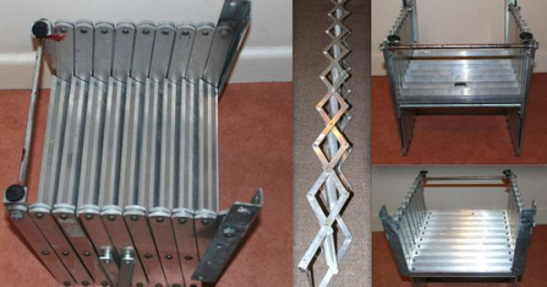 Concertina Ladder Home Appliances Home Ladder