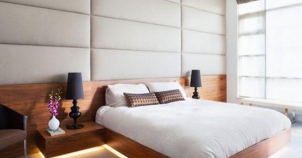 107 idées de déco murale et aménagement chambre à coucher, Innenarchitektur ideen