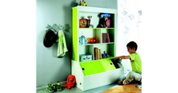 I Like The Toy Box Book Shelf Combo Room Boys Bedrooms Green Shelves