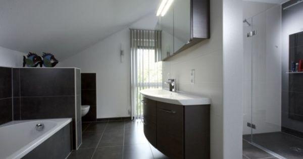 Fertighaus Wohnidee Badezimmer | Wohnideen Badezimmer | Pinterest Wohnideen Badezimmer
