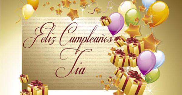 Feliz Aniversário Para Tia: FELIZ CUMPLEAÑOS TIA MARIELA- IMAGENES PARA ETIQUETAR EN