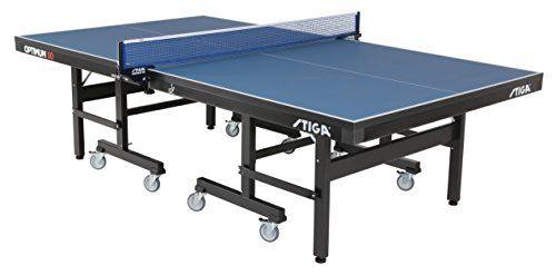 Stiga Optimum 30 Table Tennis Table Optimum Bounce Technology