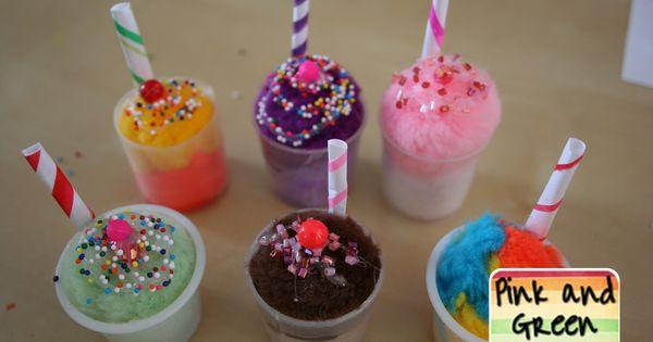 girl scout milkshake swaps