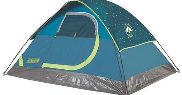 Coleman Glow In The Dark 2 People Dome Tent Http Www