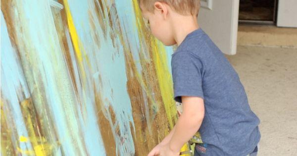 Top 10 Amazing DIY Paintings DIY CRAFTS HAWA