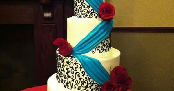Red white and blue | Cakes 1 | Pinterest | Blue and Red