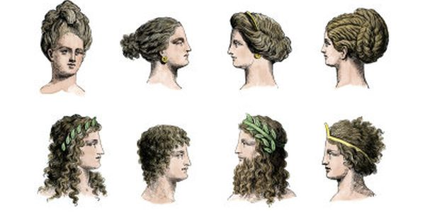 How To Do Ancient Greek Hairstyles For Women Why Did