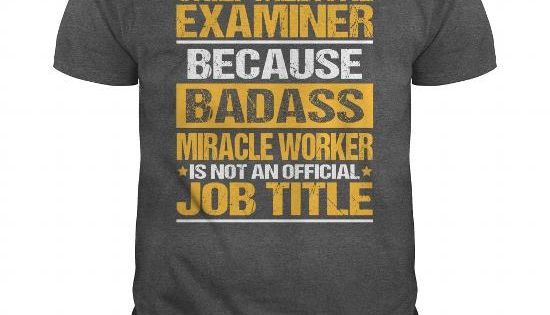 Awesome Tee For Chief Medical Examiner T Shirts, Hoodies Check - medical examiner job description