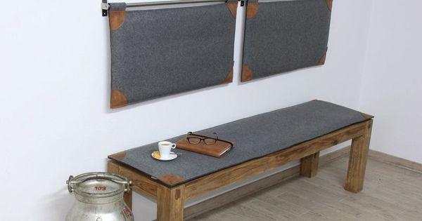 wandkissen aus wollfilz ma anfertigung dawanda bodenkissen und sitzkissen. Black Bedroom Furniture Sets. Home Design Ideas