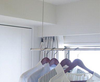 Laundry Accessory インテリアアイデア クローゼットのデザイン 家