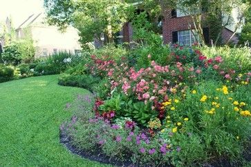 Kingwood English Garden Traditional Landscape Houston