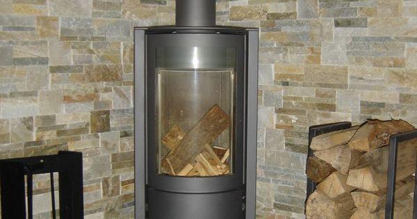 photo poele stuv 30 compact et parement pierres naturell poele parement pinterest. Black Bedroom Furniture Sets. Home Design Ideas