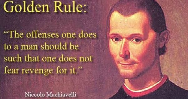 an analysis of the prince by machiavelli niccolo in political science The prince quotes want to read saving ― niccolò machiavelli, the prince tags: political-science, politics, strategy, warfare 81 likes like men judge generally more by the eye than by the hand, for everyone can see and few can feel every one sees what.