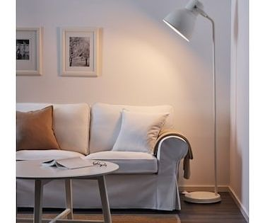 Pin by Michele Hill on Living Room | Ikea floor lamp, Floor