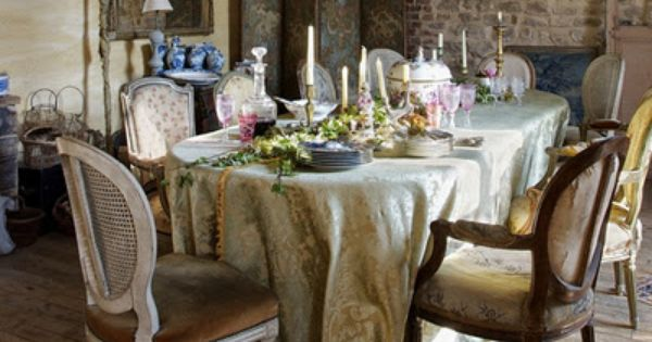 Rustic Dining Rooms Country Life And Dining Rooms On Pinterest