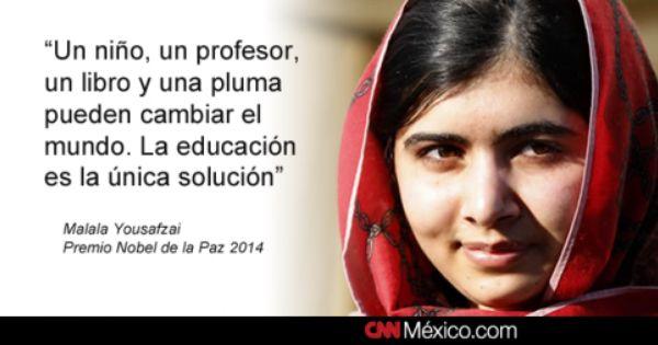 Haz Clic En La Imagen Para Conocer Más Sobre Malala