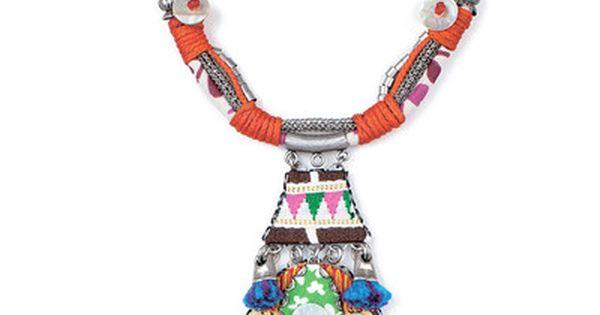 Mariachi Necklace From Ayala Bar Jewelry Jewelry Jewelry Necklaces Bar Necklace