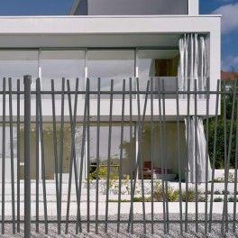 Panneau Grille Bambou Creazen Avec Images Cloture Maison Cloture Jardin Cloture Moderne