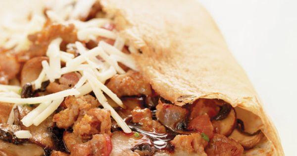 recipes buckwheat pancake burritos