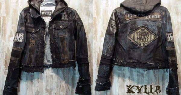 Kylla Custom Rock Jacket Inspiration Post Ap