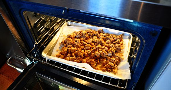 Candied Pecans yum
