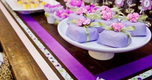 Fairy Garden Themed 1st Birthday Party - Kara's Party Ideas - The