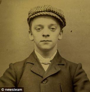 Victorian Gang Who Terrorised The Streets Of Birmingham Peaky Blinders Mug Shots Birmingham
