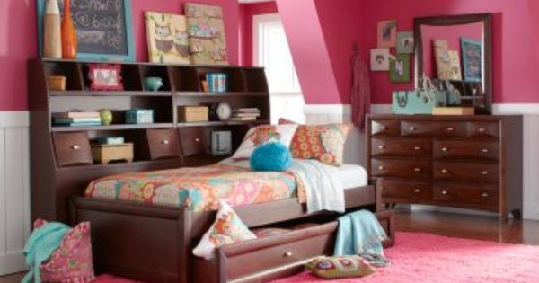 Ivy League Bookcase Daybed Rooms To Go