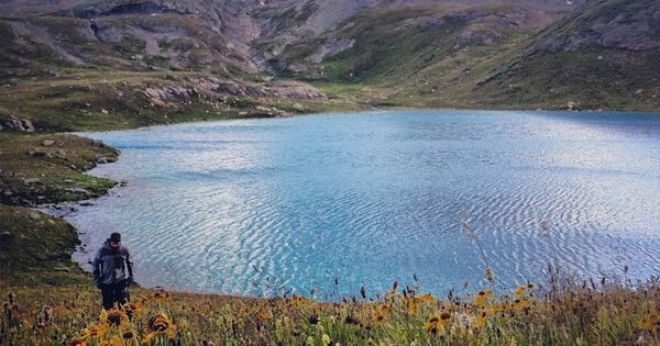Durango Colorado has many day hikes to beautiful alpine lakes!