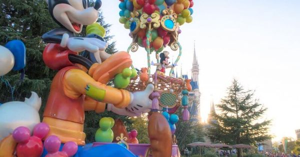 why i loved happiness is here at tokyo disneyland tokyo disneyland disneyland parade design