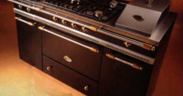 Piano de cuisson lacanche fontenay cuisine pinterest for Piano de cuisine lacanche