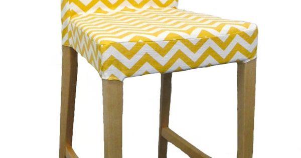 Chevron Custom Slipcover for IKEA Henriksdal Bar Stool  : 5c90bc0887bd9b59fb3ea122e0eed5c3 from www.pinterest.com size 600 x 315 jpeg 19kB