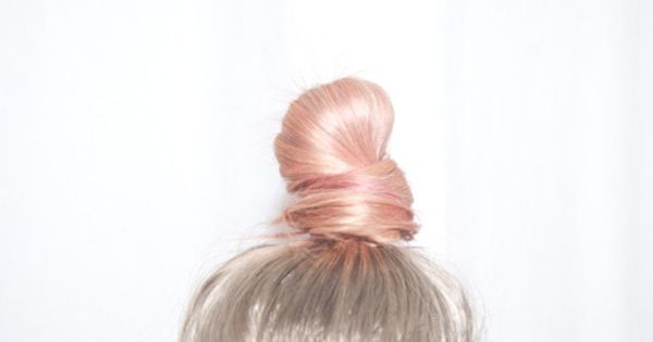Bioxidea, Shades of | pink bun.