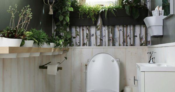 Le v g tal grimpe au mur wc styles et tendances pinterest vegetal mur et la carte - Mur vegetal exterieur leroy merlin ...