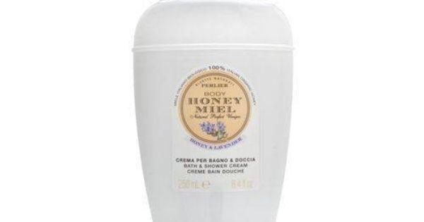 Perlier Body Honey Miel Honey Amp Lavender Bath Amp Shower