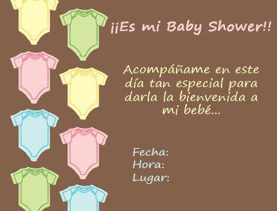 tarjetas gratis baby shower para imprimir 3