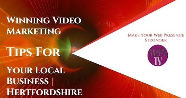 Local Video Marketing Hertfordshire Welcome Social Media Tv 01908 4 Video Marketing Local Dentist Marketing