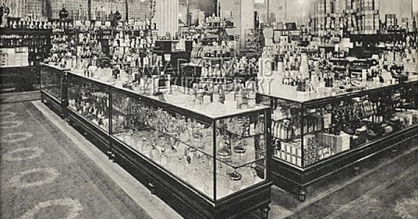 Harry Gordon Selfridge | Selfridges, London - Perfumery ...