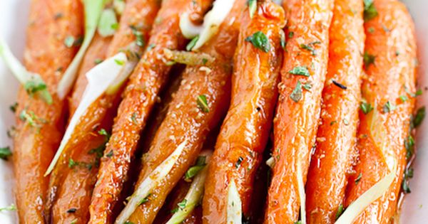Roasted Cumin-Lime Carrots | Recipe | Limes and Cooked Carrots
