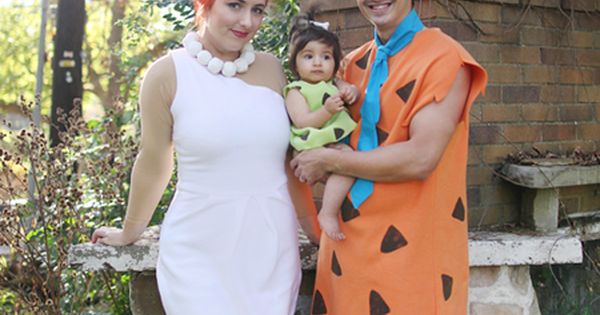 DIY Flintstones Costumes