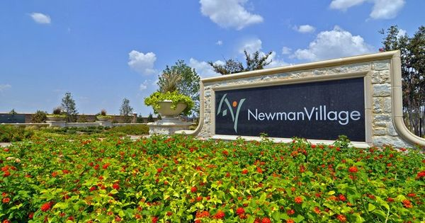 Newman Village Is A Beautiful Gated Community In Frisco Texas You 39 Re Invited It 39 S A