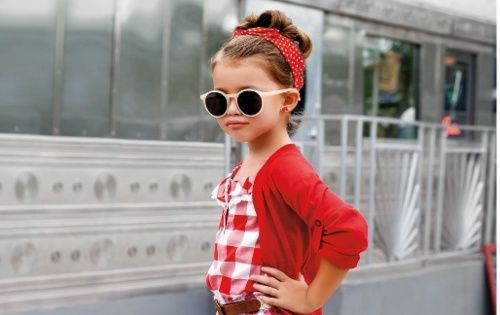 Baby Girl in Red - @~ Mlle