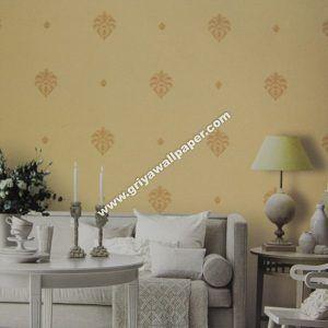 Motif Wallpaper Untuk Ruang Tamu Sempit Griya Wallpaper Ruang Tamu Ruang Desain