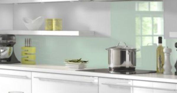 Vistelle Kitchen Splashback 2070 x 500 x 4mm Glacier ...