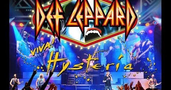 Def Leppard Viva Hysteria 2013 Def Leppard Music Documentaries Youtube Videos Music