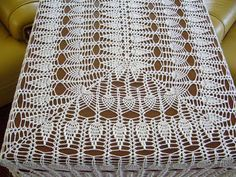 Materiales Gráficos Gaby Manteles Rectangulares Con Patrones More Crochet Manteles Rectangulares Manteles Tejidos A Crochet Patrones De Mantel