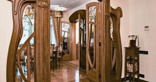 Entrance ideas para decoraci n en mi hogar for Decoracion art nouveau