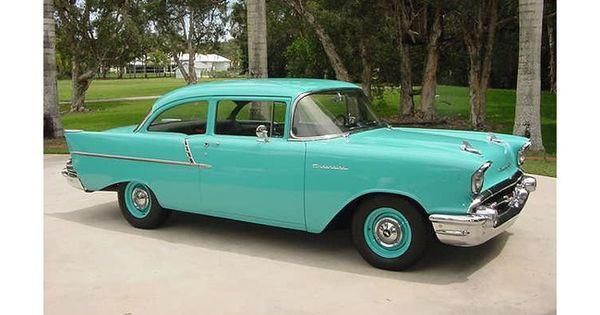 1957 Chevrolet 150 2-door sedan for sale | Hotrodhotline ...