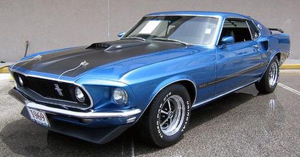 1969 Ford Mustang Mach 1 Picture With Images Ford Mustang