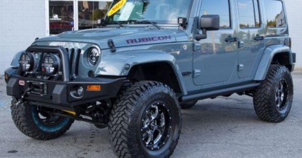 2014 Custom Jeep Wrangler Rubicon Jeep Wrangler Jeep Wrangler